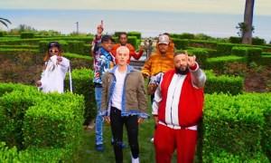 Justin Bieber e DJ Khaled. Foto: Reprodução/Youtube