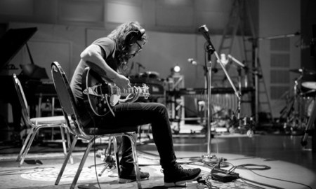 Dave Grohl. Foto: Divulgação/Andrew Stuart