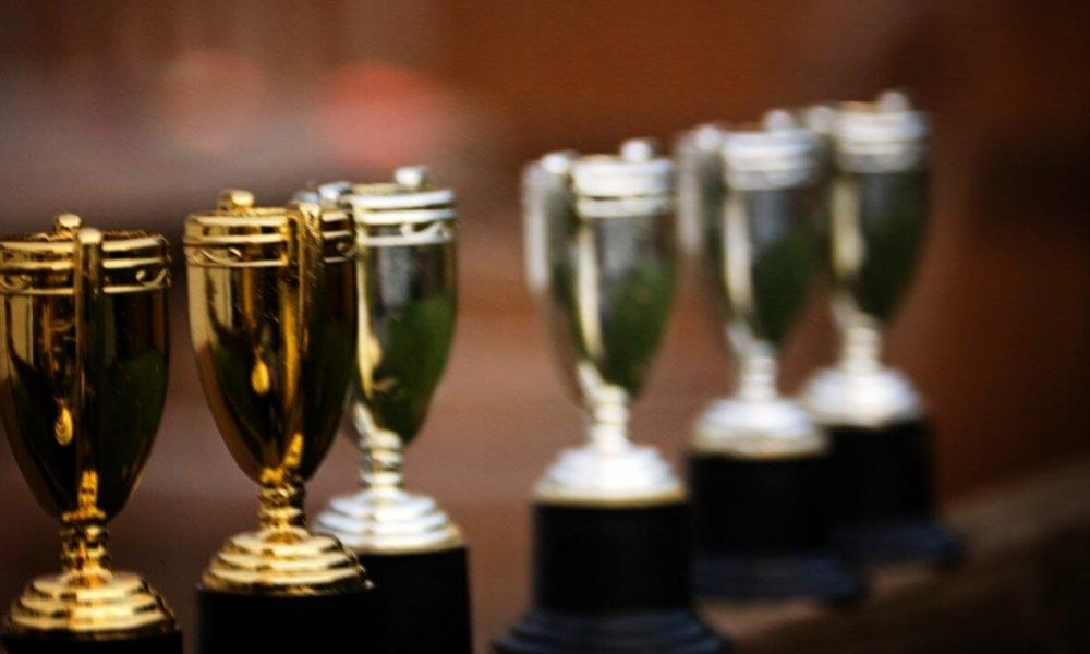 Premiação. Foto: Reprodução/Internet