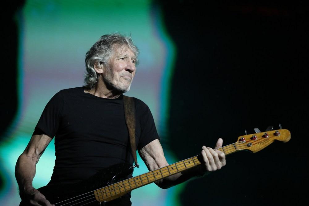 Roger Waters. Foto: Lucas Tavares