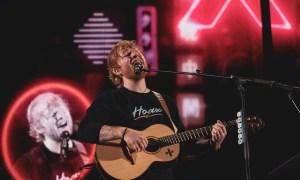 Ed Sheeran. Foto: Reprodução/Instagram (@teddysphotos)