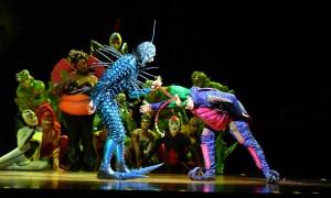 Cirque Du Soleil. Foto: Divulgação