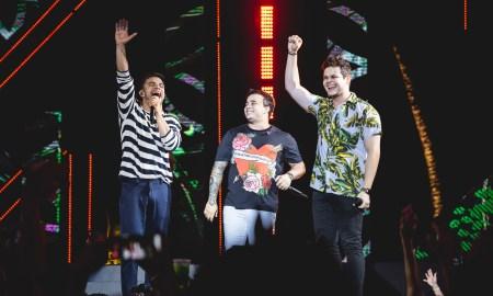 Matheus & Kauan e Ávine Vinny. Foto: Divulgação/Felipe Maior