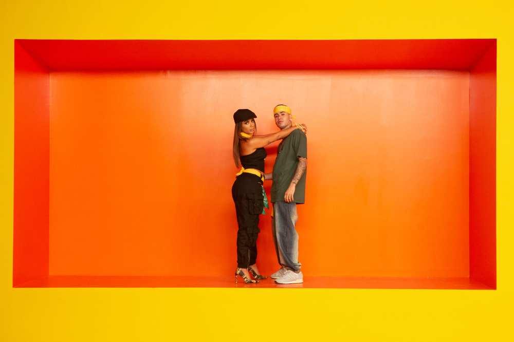Anitta e Kevinho. Foto: Divulgação