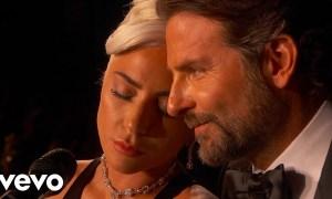 Lady Gaga e Bradley Cooper. Foto: Reprodução/YouTube
