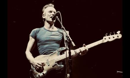 Sting. Foto: Reprodução/Instagram (@ theofficialsting)