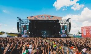 Lollapalooza. Foto: Wesley Allen/IHF/T4F