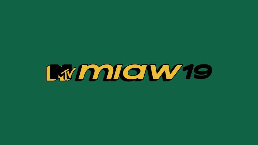MTV MIAW 2019. Foto: Divulgação
