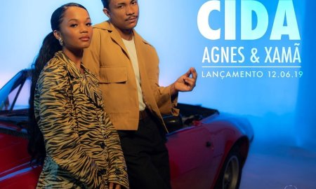Agnes Nunes e Xamã. Foto: Divulgação