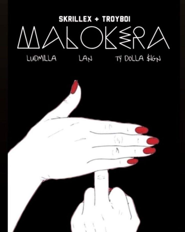 Malokera. Foto: Reprodução/Instagram (@troyboi)