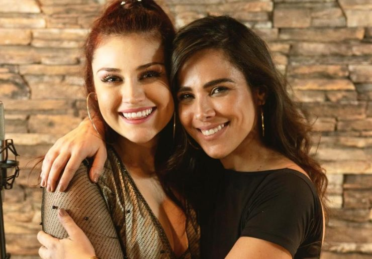Brisa Carrillo e Wanessa Foto: Divulgação