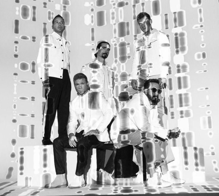 Backstreet Boys. Foto: Divulgação