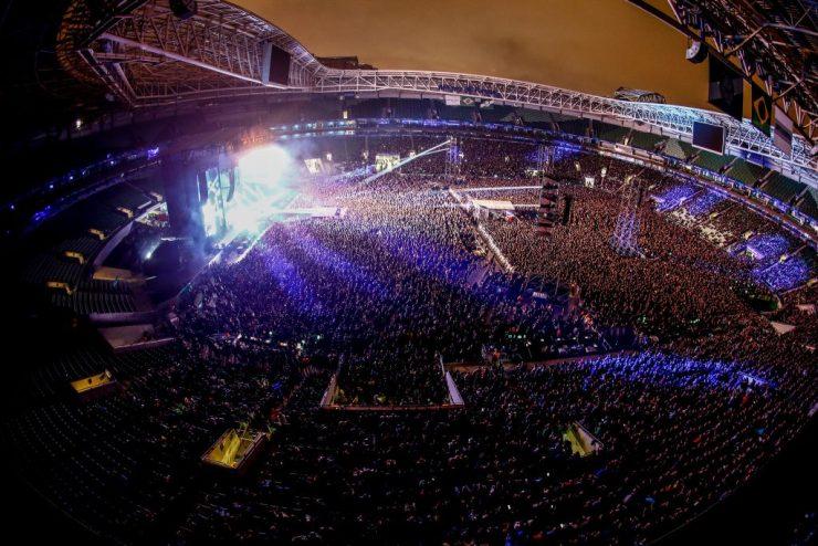 Rockfest. Foto: Divulgação/Ricardo Matsukawa/Mercury Concerts