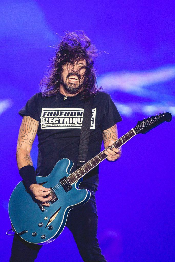 Foo Fighters. Foto: Divulgação/Diego Padilha