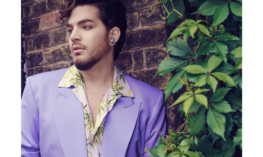 Adam Lambert. Foto: Divulgação
