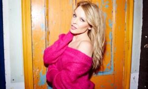 Kylie Minogue. Foto: Divulgação/Steve Schofield