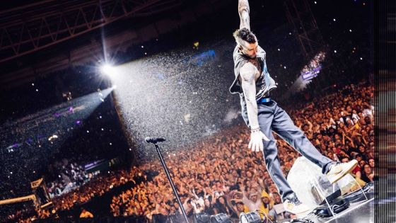 Maroon 5. Foto: Reprodução / Instagram (@maroon5)