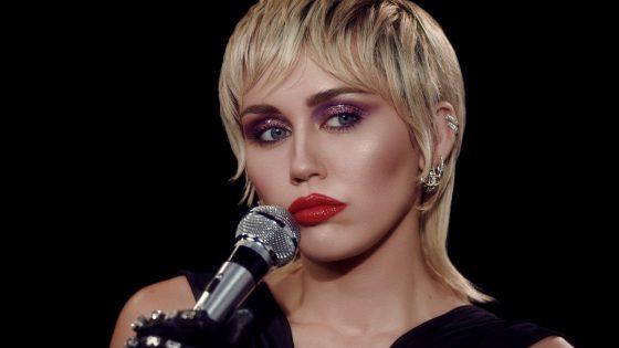 Miley Cyrus. Foto: Divulgação