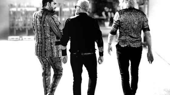 Queen + Adam Lambert. Foto: Divulgação