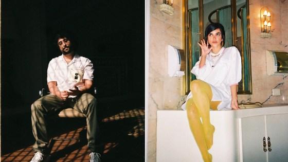 Zeeba e Manu Gavassi. Foto: Divulgação