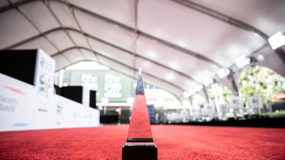 os indicados do prêmio American Music Awards 2020