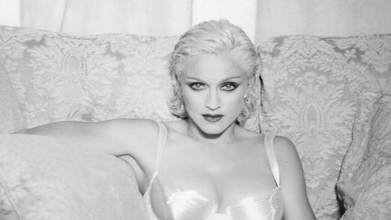 Madonna. Foto: Divulgação
