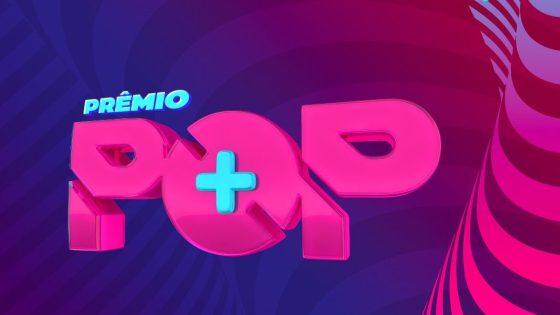 Prêmio Pop Mais. Foto: Divulgação.