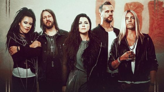 Evanescence. Foto: Reprodução / Instagram (@evanescenceofficial)