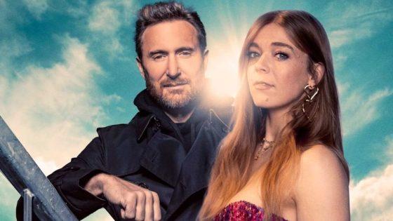Becky Hill e David Guetta. Foto: Reprodução / Instagram (@beckyhill)