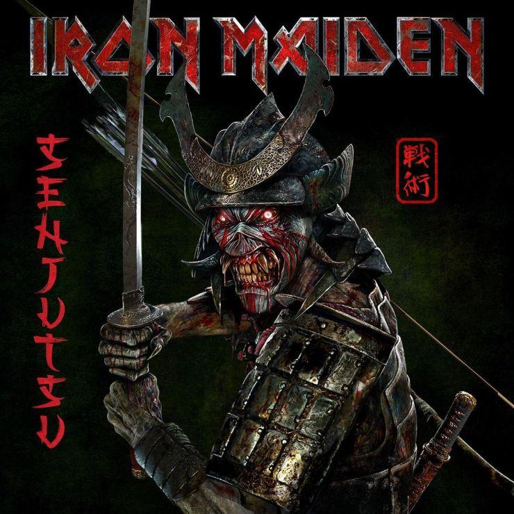 Iron Maiden. Foto: Reprodução / Instagram (@ironmaiden)