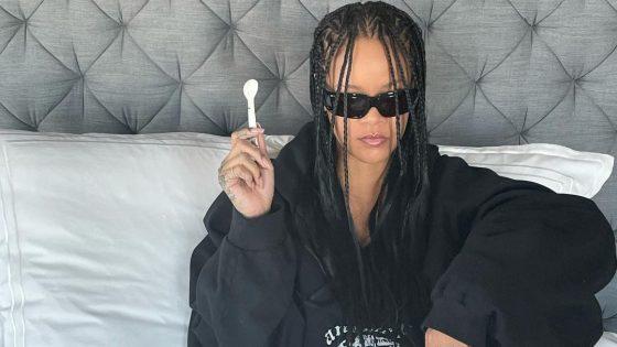 Rihanna. Foto: Reprodução / Instagram (@badgalriri)