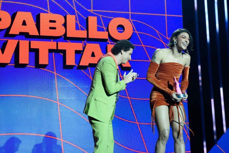 Pabllo Vittar e Rafael Porutgal. Foto: Divulgação