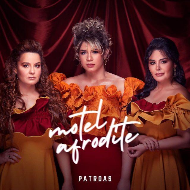 """Marília Mendonça e Maiara & Maraisa se inspiram em Beyoncé para capa de """"Motel Afrodite / Fotos: Flaney"""