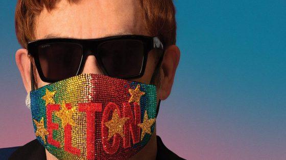 Elton John. Foto: Divulgação / Twitter (@eltonjohn)