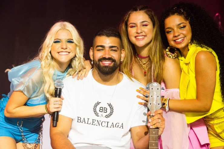 Foto: Divulgação / Meus Prêmios Nick 2021 / Manu Gavassi