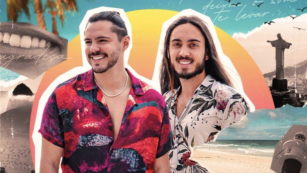 Zabot e Jota Pê Rocha> Foto: Divulgação