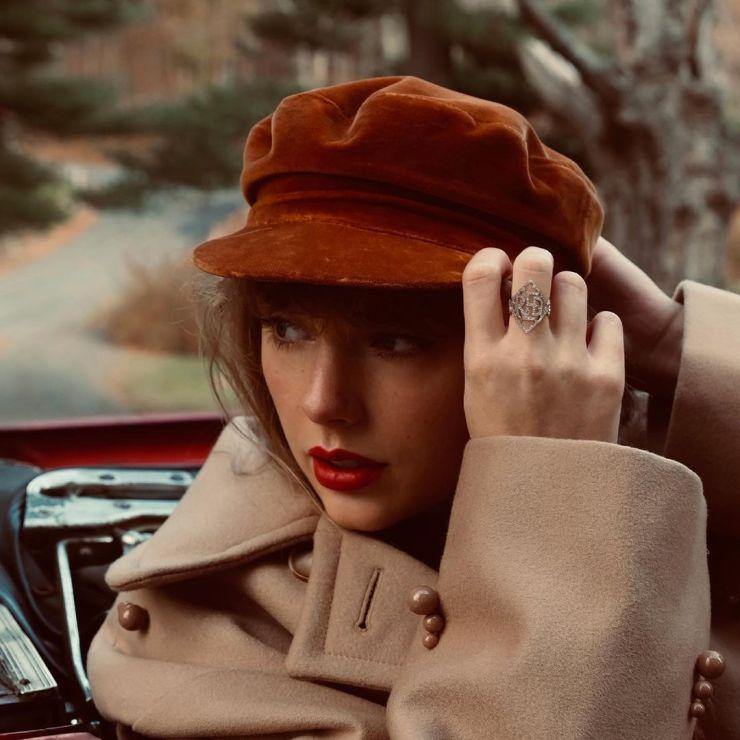 Taylor Swift. Foto: Reprodução / Instagram (@taylorswift)