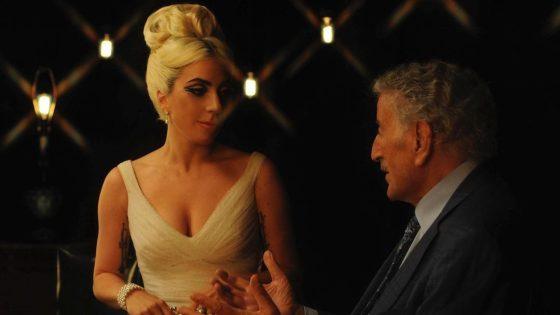 Lady Gaga e Tony Bennett. Foto: Reprodução / Instagram (@ladygaga)