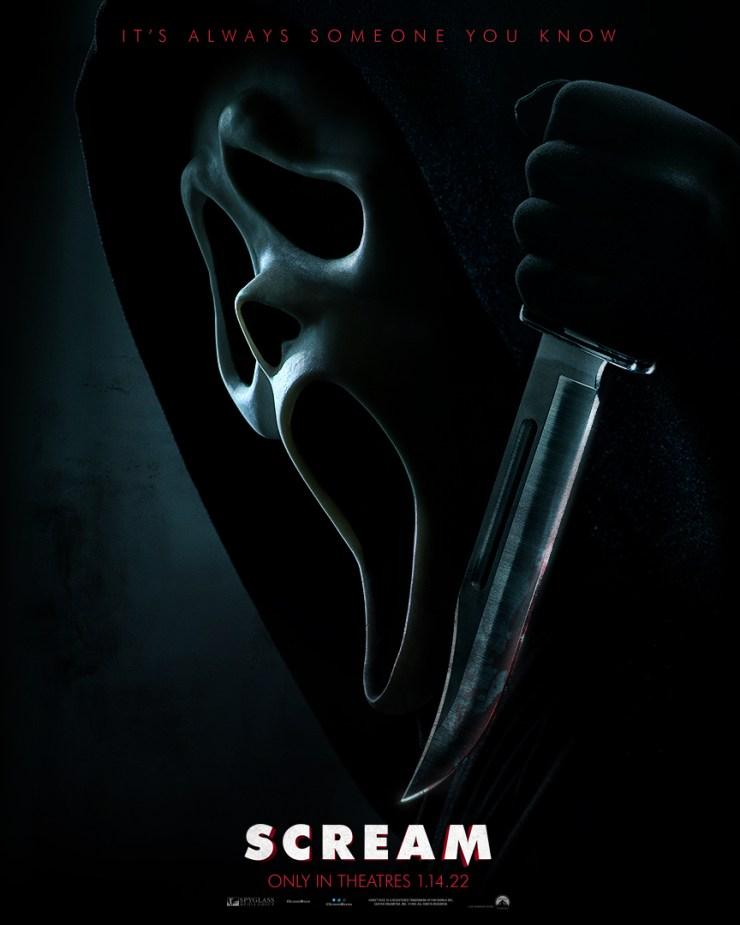Scream. Foto: Reprodução / Twitter (@screammovies)