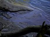 Erosion and tracks.