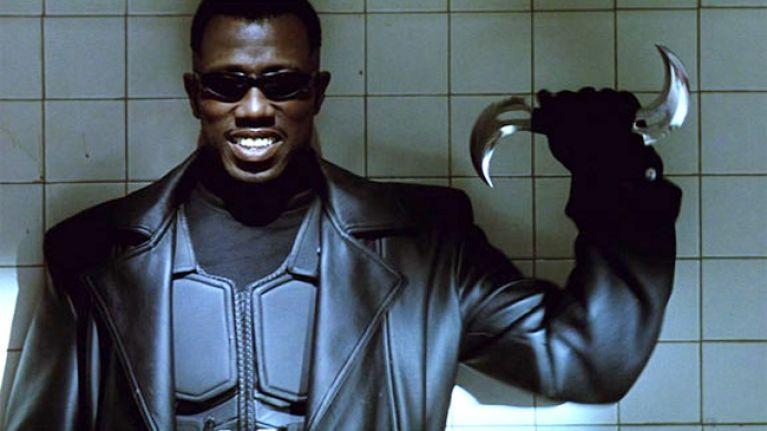 Wesley Snipes em novo(s) projeto(s) com a Marvel. Será que é um ...
