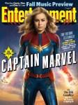 Capitã Marvel: primeira imagem!