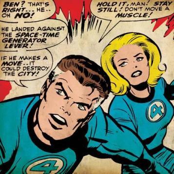 Casal de super-heróis