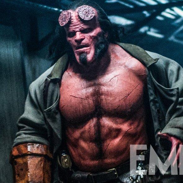 Novo Hellboy