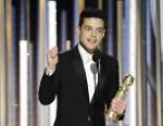 Rami Malek vence Globo de Ouro e dedica a Freddie