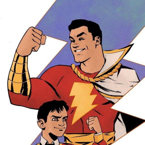 Shazam ou Capitão Marvel?
