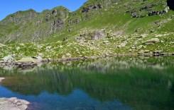 Laghetto di Pietra Quadra (2100 mt)