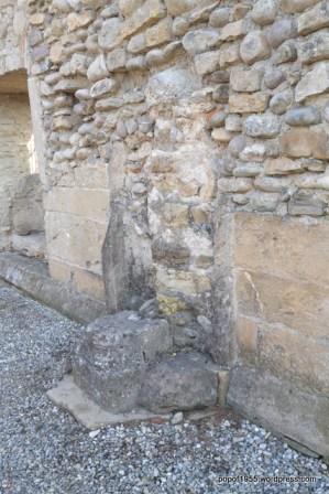 Resti di antiche colonne