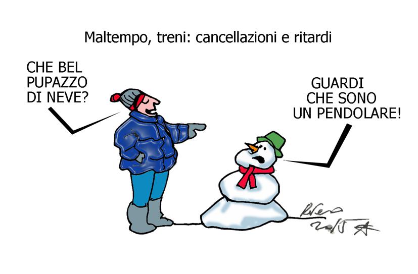Risultati immagini per satira neve