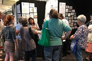 Demonstration at InTo Craft Live Sydnet